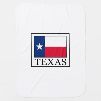 Texas Receiving Blanket