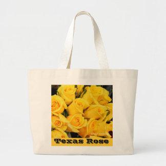 Texas Rose Large Tote Bag