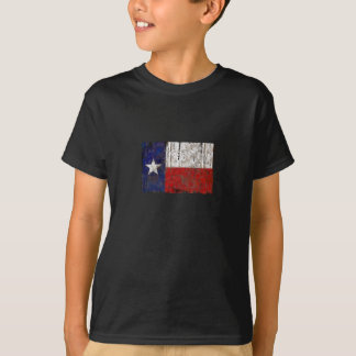 Texas Rusted Flag - For Texans and Admirers T-Shirt