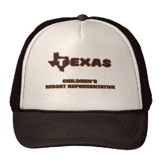 Texas s Resort Representative Trucker Hat