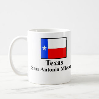 Texas San Antonio Mission Mug