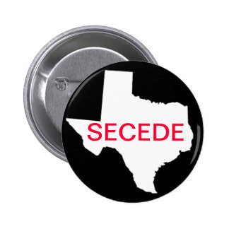 Texas Secede Button