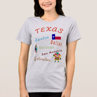 Texas - Souvenir T-shirt