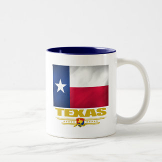 Texas (SP) Two-Tone Coffee Mug