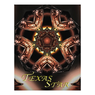 Texas Star ArtMultiple Product Selected Letterhead