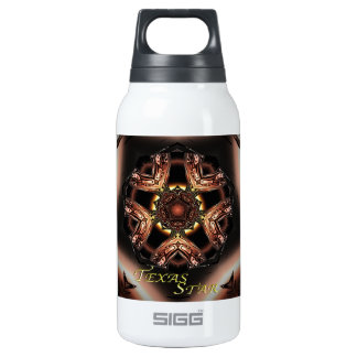 Texas Star ArtMultiple Selected Insulated Water Bottle