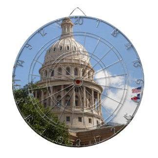 Texas State Capitol 2 Dart Boards