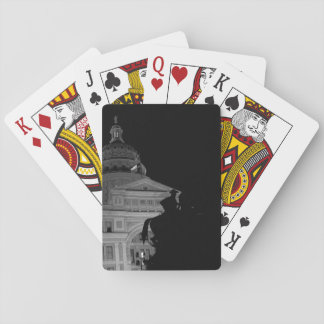 Texas State Capitol at Night (Playing Cards) Playing Cards