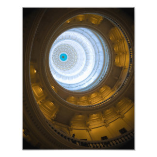 Texas State Capitol Photo Print