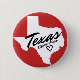 Texas State Fair Small Button