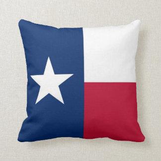 Texas State Flag American MoJo Pillow