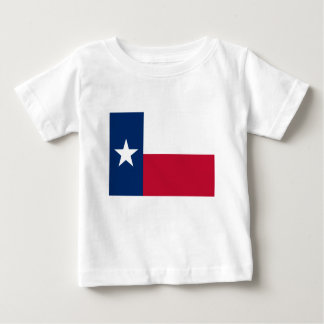 Texas State Flag Baby T-Shirt