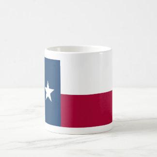 Texas State Flag Coffee Cup Mug