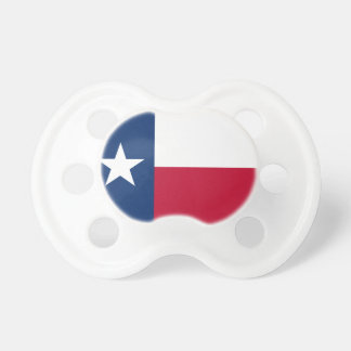 Texas State Flag Pacifier