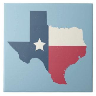 Texas State Flag Tile Trivet