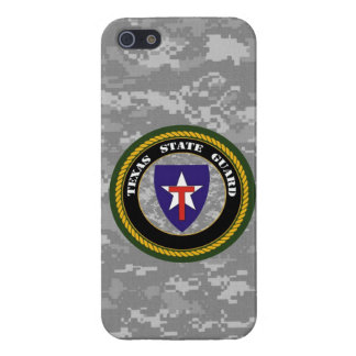 Texas State Guard Phone Case iPhone 5 Covers