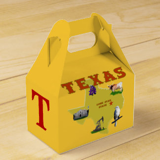 Texas State of Favor Box