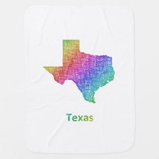 Texas Stroller Blanket