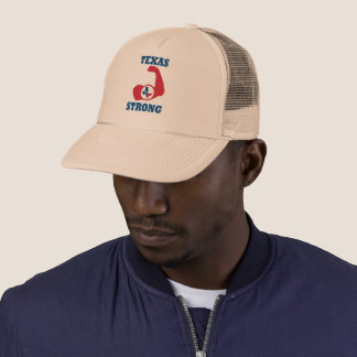 Texas strong hat