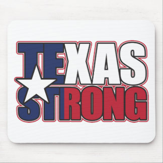 Texas-Strong Mouse Pad