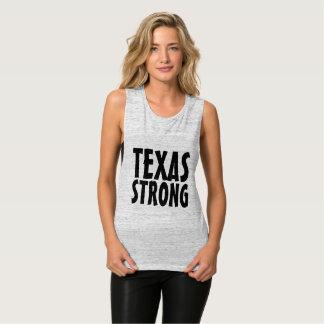TEXAS STRONG t-shirts & tank tops