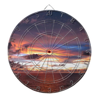 Texas sunset-wow lake kickapoo dartboards