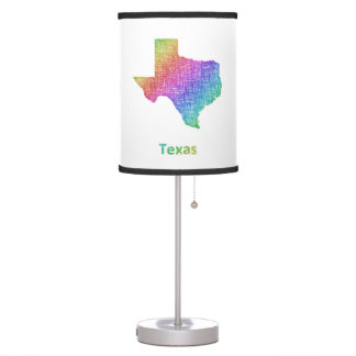 Texas Table Lamps