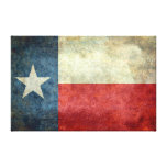 Texas - The Lone Star State Canvas Print