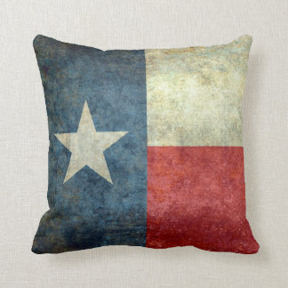 Texas - The Lone Star State Throw Pillow