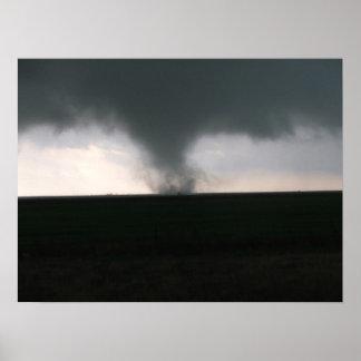 """""""Texas Tornado"""" Posters"""