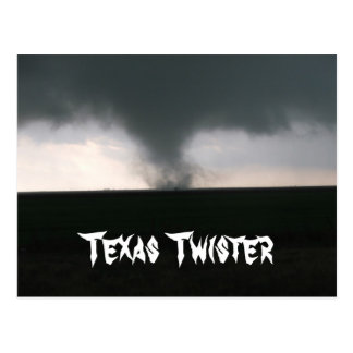 Texas Twister Postcard
