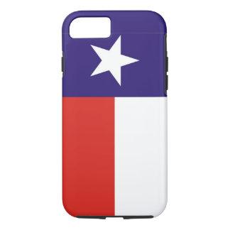 texas usa state flag case united america