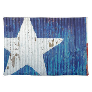 Texas Usa United States America Placemat