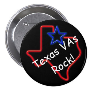 "Texas VAs Rock 3"" Button"