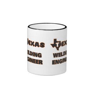 Texas Welding Engineer Ringer Coffee Mug
