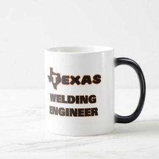 Texas Welding Engineer 11 Oz Magic Heat Color-Changing Coffee Mug