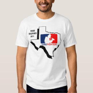 Texas Wildfire Shirts