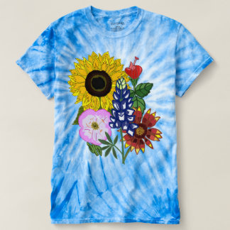 Texas Wildflowers T-shirt