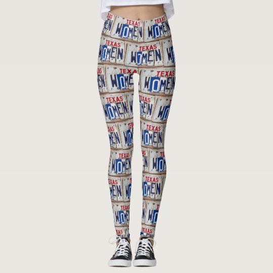 Texas Women Leggings