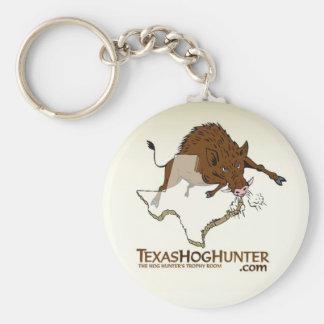 TexasHogHunter.com Key Chain