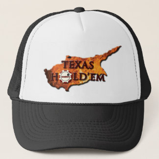 texasholdemCY Trucker Hat