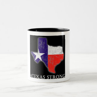 #TexasStrong 11oz Coffee Mug