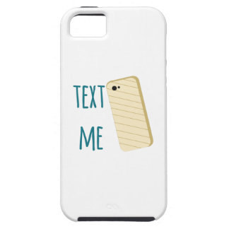 Text Me iPhone 5 Cases