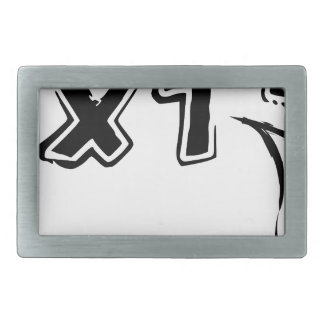 TEXT ME HI BELT BUCKLE