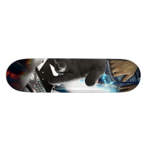 Text Message Skate Boards