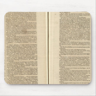 Text Page New World Atlas 2 Mouse Pad