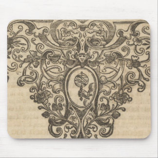 Text Page New World Atlas 3 Mouse Pad