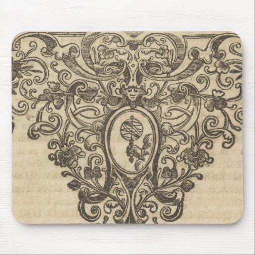 Text Page New World Atlas 3 Mousepad