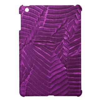 textile-1248purple iPad mini cover