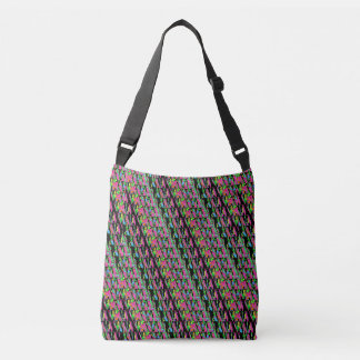 Textile Angled Colored Tote